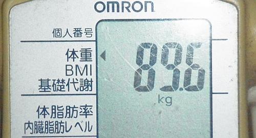 20140908現在の体重