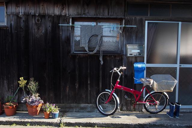 ⑥-2古座の町自転車