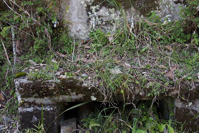 ⑥-21水道蛇口跡