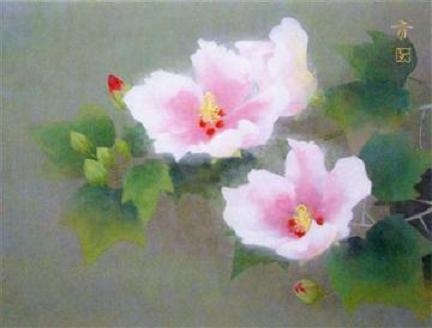 i清子さんからのお花
