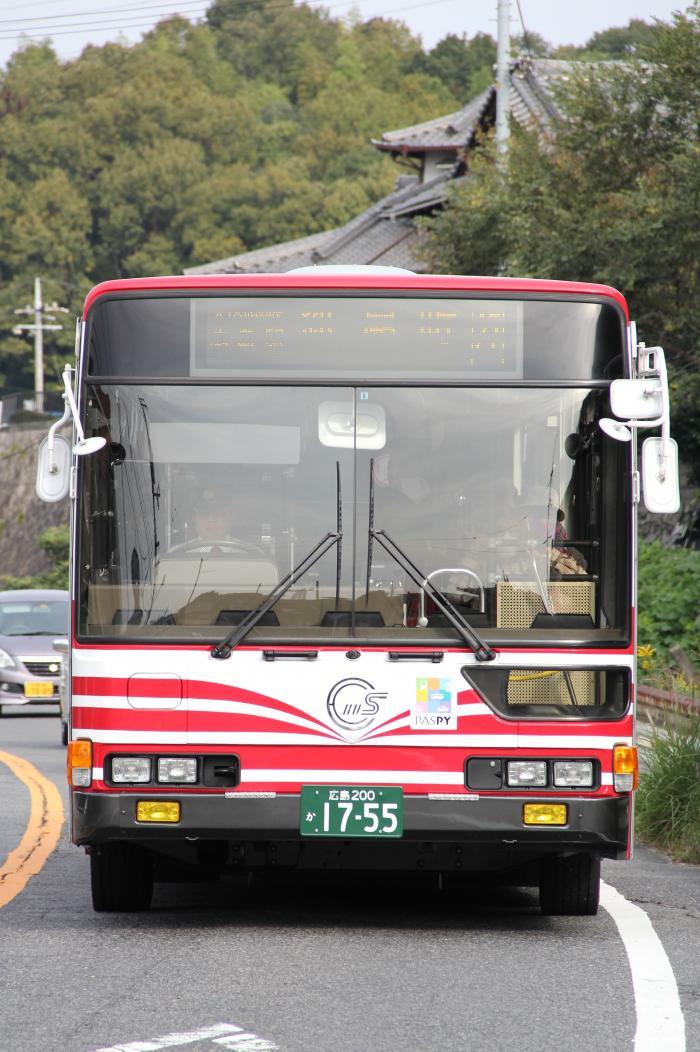 11月広島バス