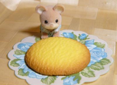 ネズミクッキー