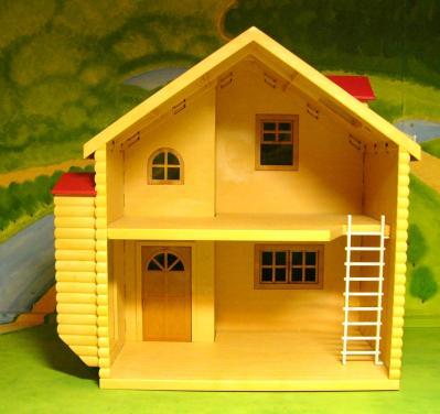 赤い屋根のお家 4