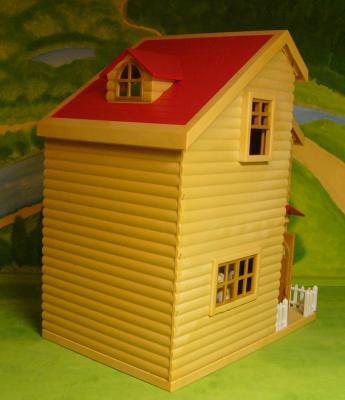 赤い屋根のお家 3
