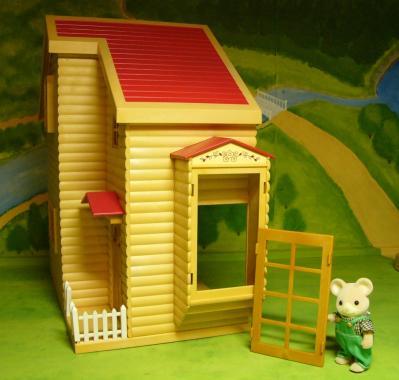 赤い屋根のお家 9