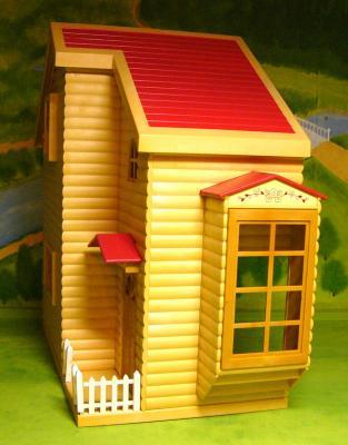 赤い屋根のお家 8
