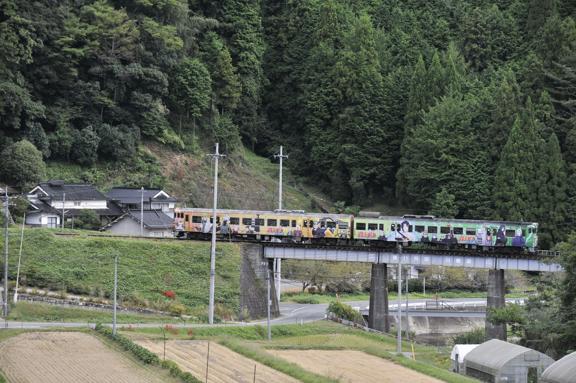 ナルト列車4