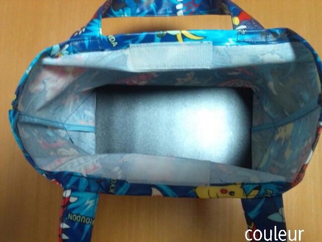ポケモンランチバッグ