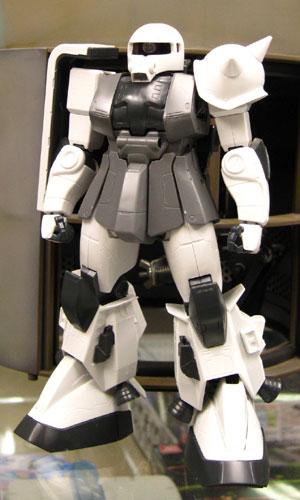 エリオット・レム専用MS-06RPザクⅡ
