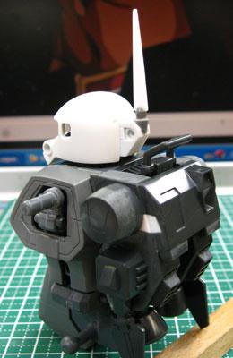 MS-06RPザクⅡ