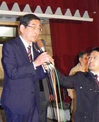 福島市長選