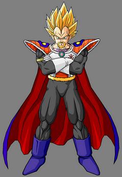 スーパーベジータ王