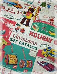 クリスマス紙物