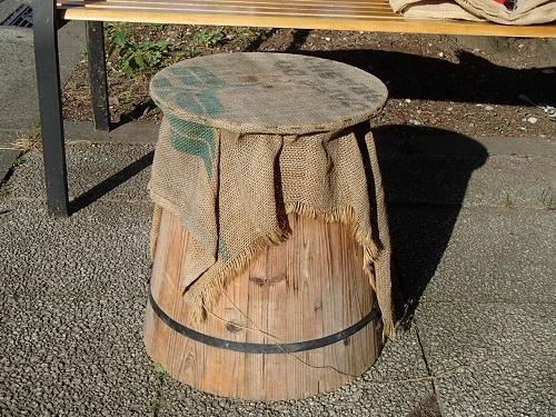 樽テーブル (2)