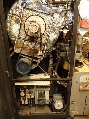 ロースター修理 (2)