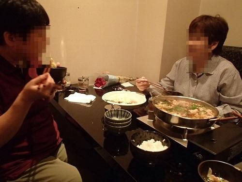 モツ鍋 (15)