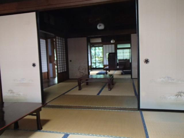 古民家カフェ (1)
