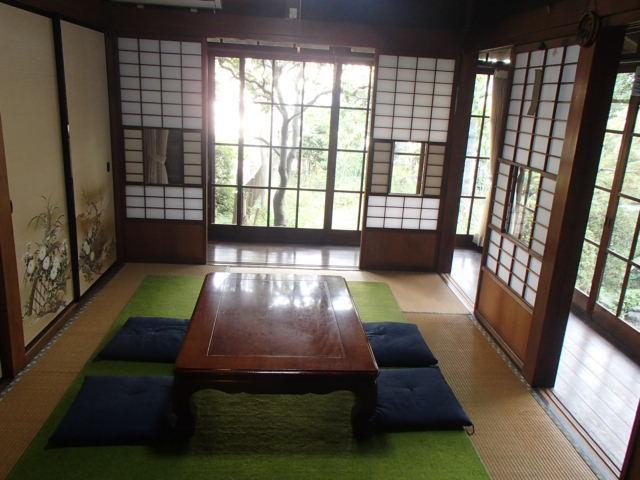 古民家カフェ (5)