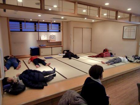 江戸遊 仮眠コーナー