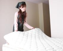 ベッドメイキングの方法とは?