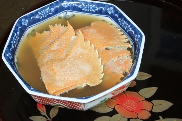 IMG_8617 (640x427)ウチワエビ味噌汁