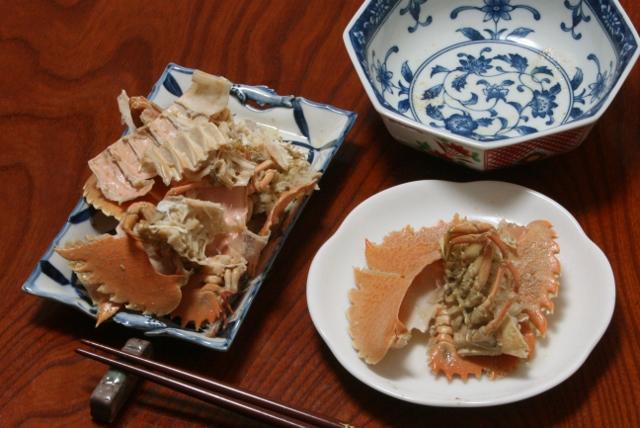IMG_8620 (640x428)ウチワエビ食べ殻