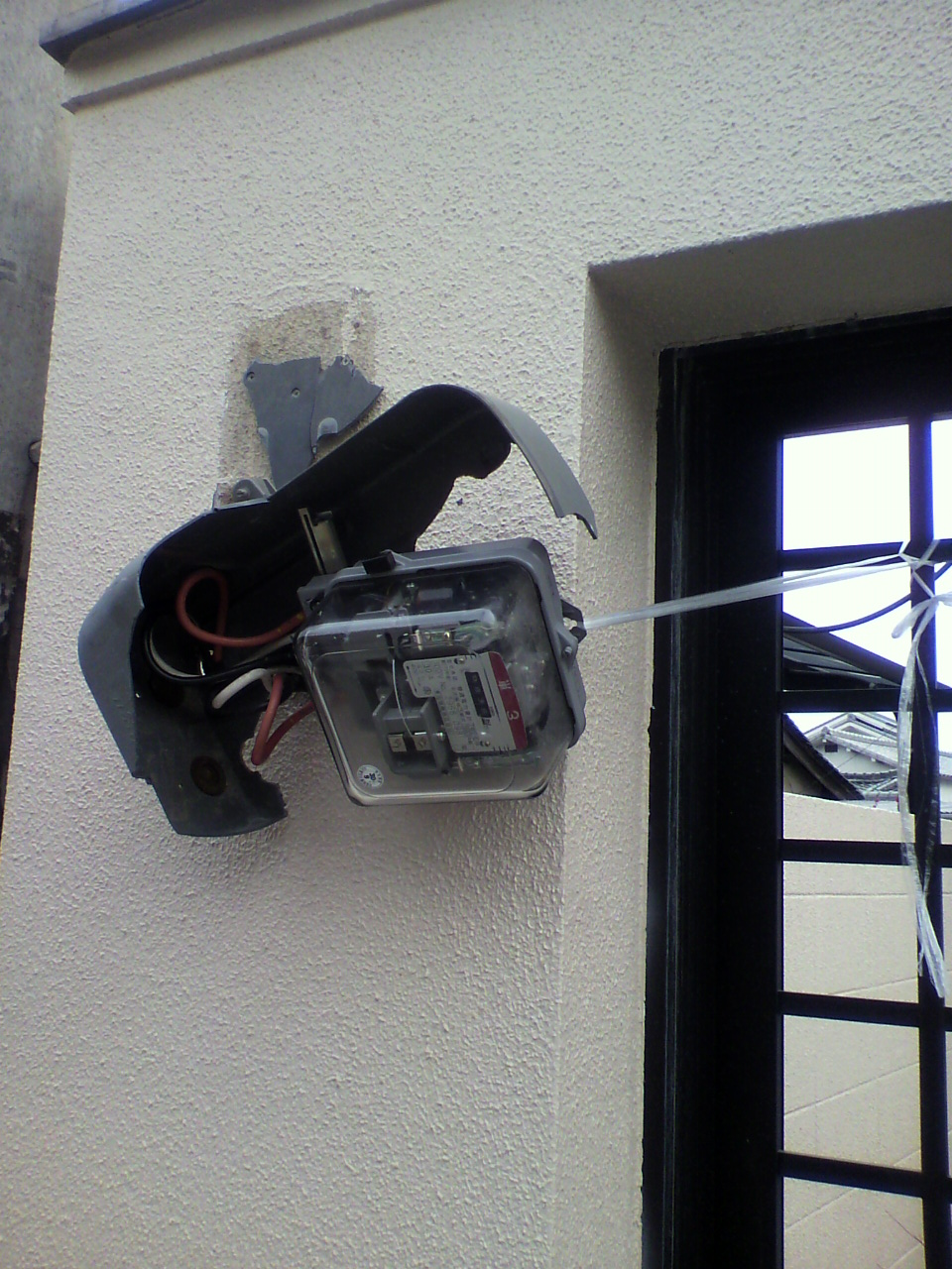 ボックス 電気 メーター