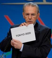 2020オリンピック東京に決定