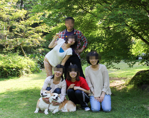 2013家族写真