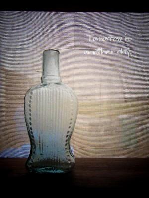 異国からきたインク瓶
