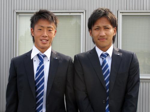 20131116雁ノ巣タケシ&ユウタ