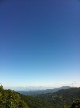 20130917信越五高原ロングライド試走樽本林道