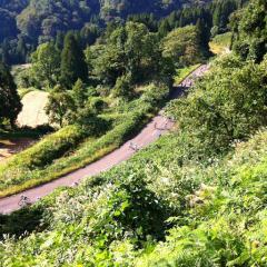 20131006CAAD10グランフォンド糸魚川山の中