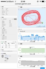 20131010駅伝練習5km
