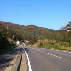20131102CAAD10栄村70kmライドコース