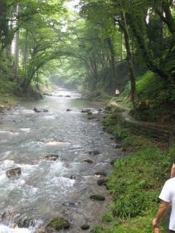 池田自然歩道