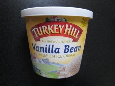 ターキーヒルアイスクリームバニラビーン