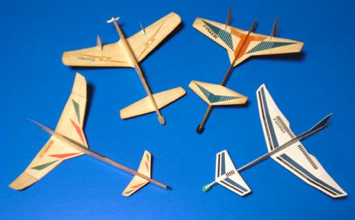 先尾翼集,N松カイチョーの機体たち。