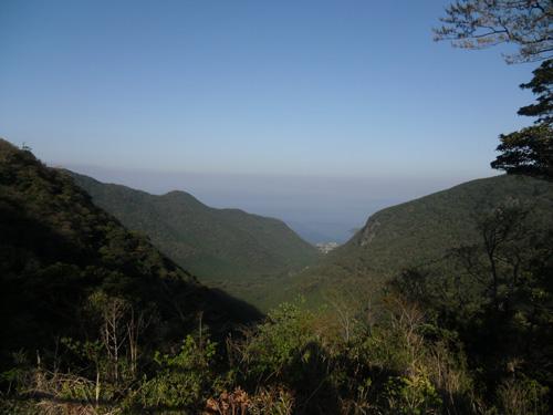 峠の景色1