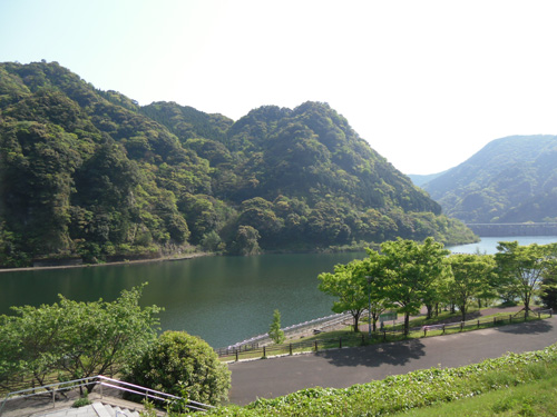 ダムの景色2