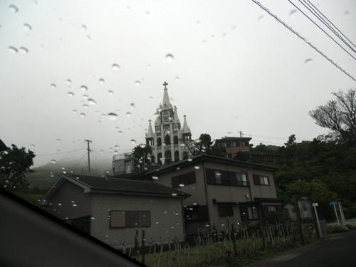長崎の名物。教会です。