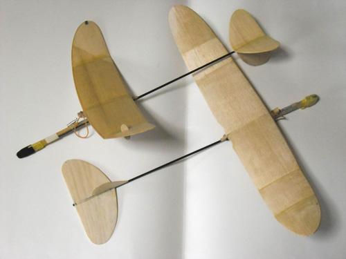 karさんのバルサ機2