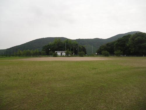 夕方の片渕公園2