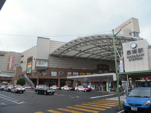 長崎駅の横の