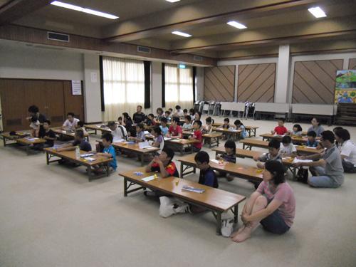 午後の教室1