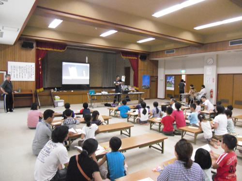 午後の教室2
