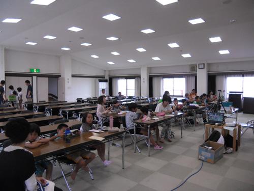 午前の教室