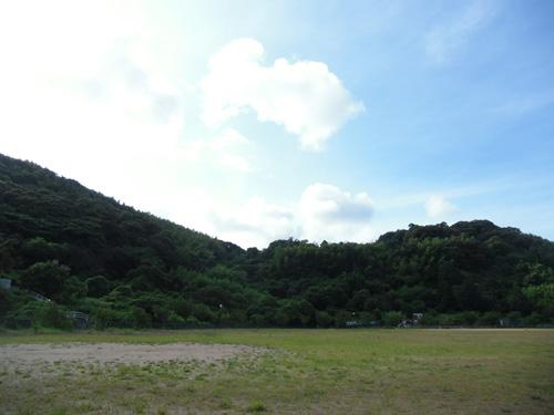 7月24日の片渕公園1
