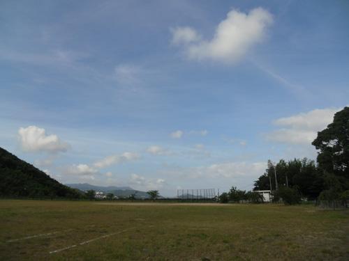 7月24日の片渕公園2
