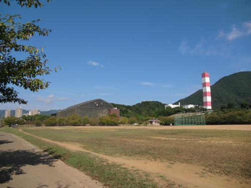 10月2日の東公園